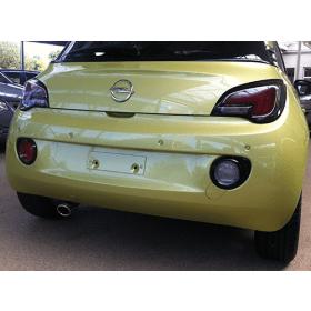 Embout echappement Opel Adam
